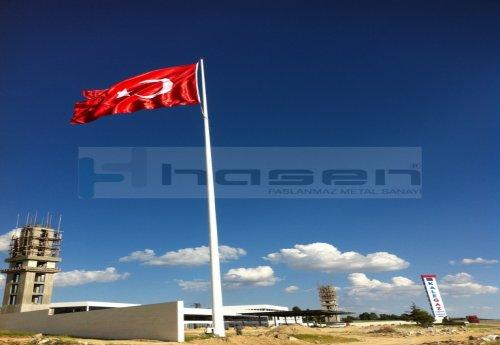 Kırıkkale Keskin Kalegaz 50 Metre Asansörlü