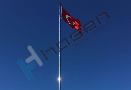 HASEN Bayrak Direği