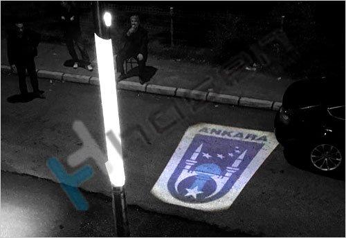 Paslanmaz Logo-Lazer Dekoratif  A. D.